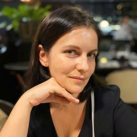 Анаит Черкасова, фуд-блогер